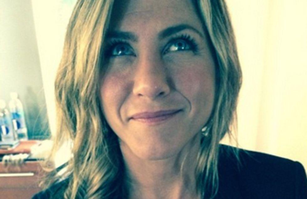 Jennifer Aniston craque pour une tresse en épi