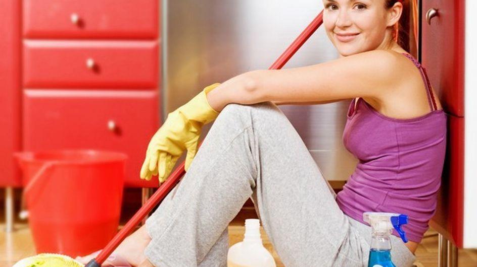 Come prendersi cura di un pavimento in linoleum