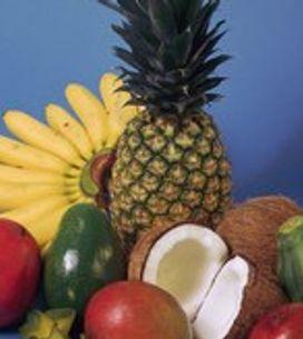 La frutta esotica