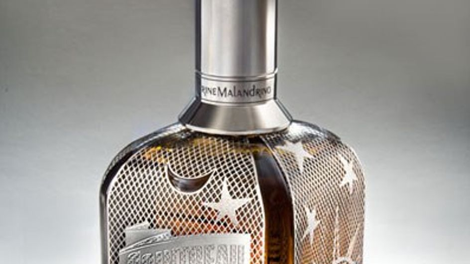 Malandrino: la bottiglia couture di Cointreau