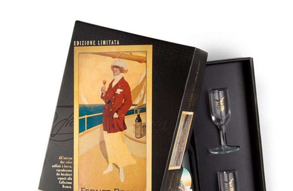 Fernet-Branca ad arte con la confezione Ninfe e Muse!