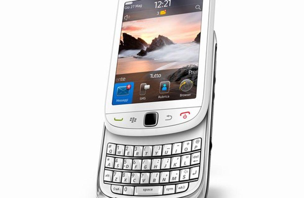 Blackberry cambia look e incontra Dior
