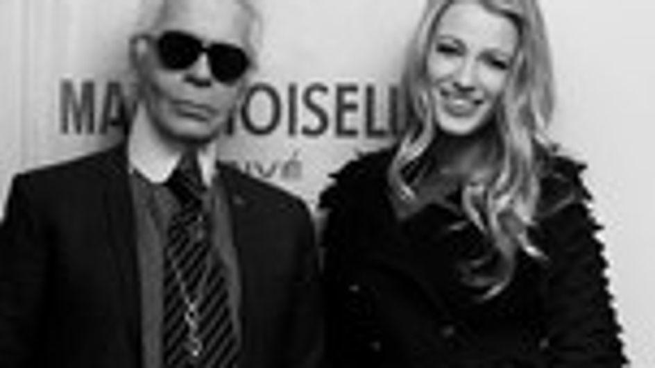 Blake Lively: da Gossip Girl a Chanel
