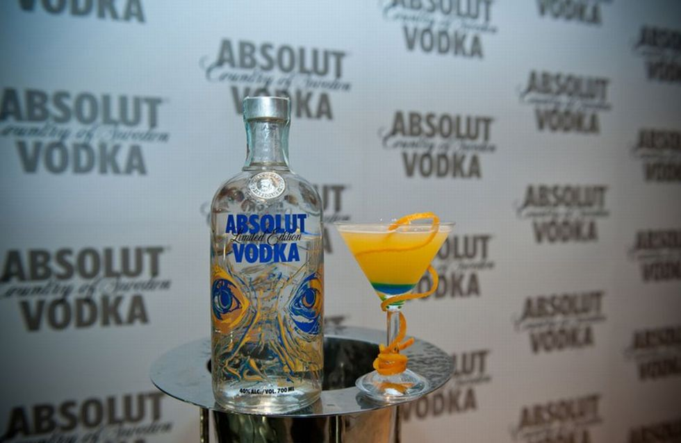 Ron English firma Absolut Limited Edition