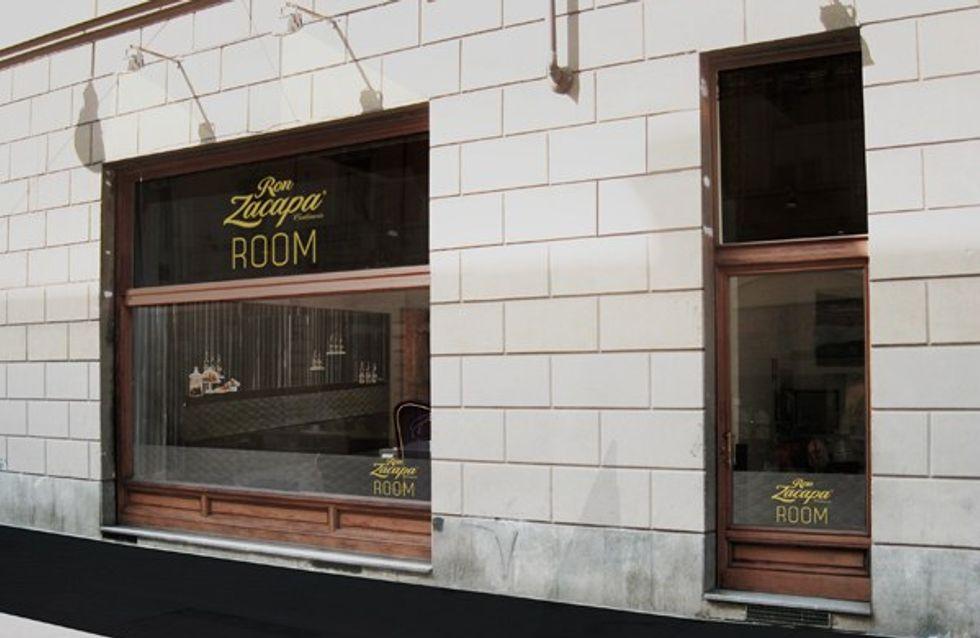 Rum Zacapa a Torino