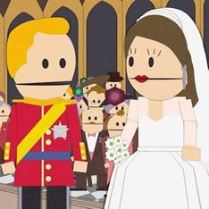 South Park onora William e Kate