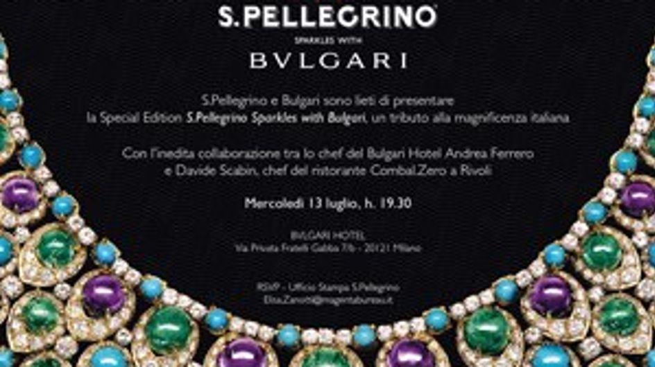 Limited edition per S. Pellegrino