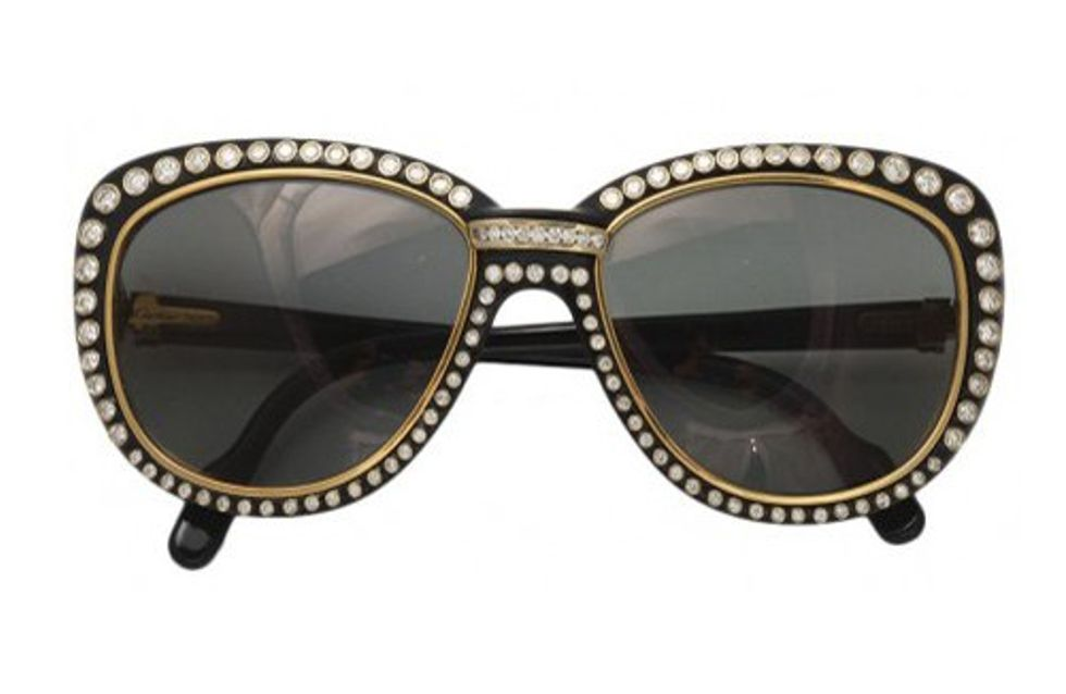 Cartier: occhiali da 25mila dollari