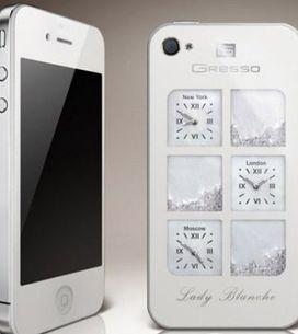 iPhone 4 si veste di diamanti