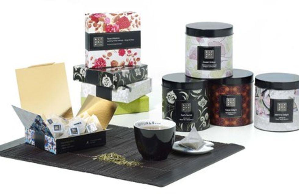 L'arte del tè secondo Rituals