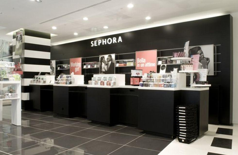 Sephora apre uno store a Catania