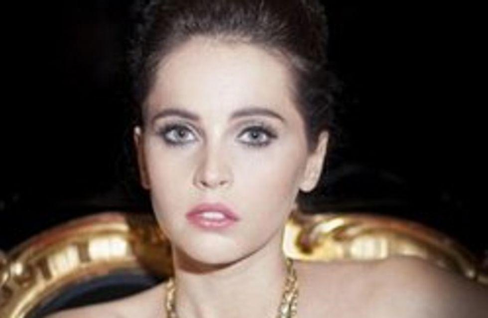 Felicity Jones nuovo volto D&G