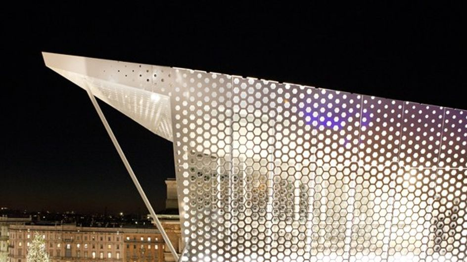 The Cube by Electrolux a Milano