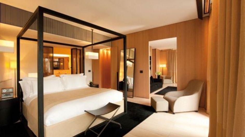 Il nuovo Bulgari Hotel a Londra