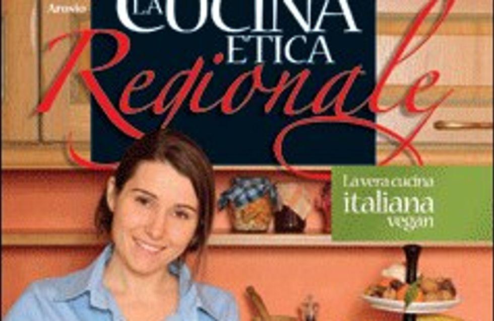In libreria: 365 ricette regionali vegane