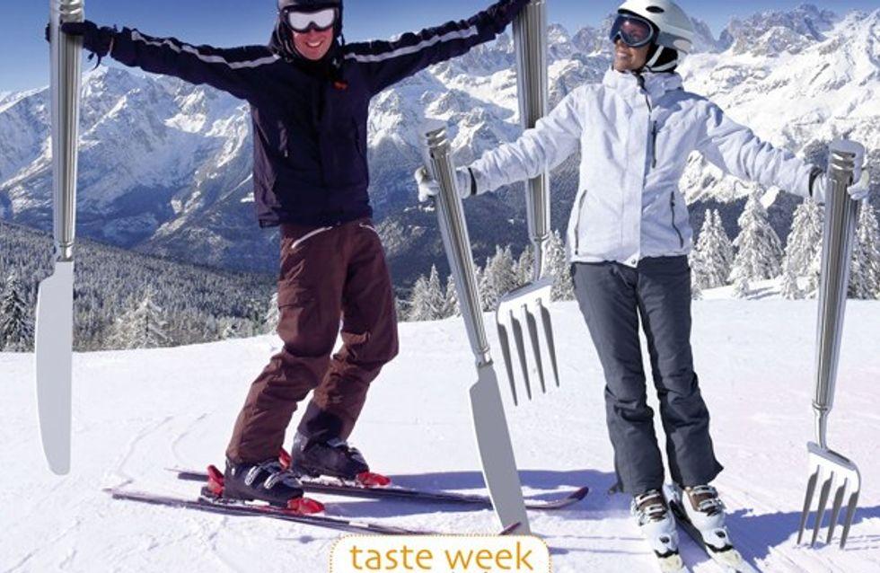 Taste Week: il gusto delle Dolomiti