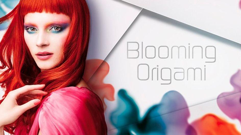Blooming Origami, la nuova linea Kiko