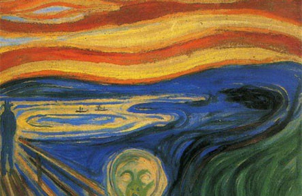 L'Urlo di Munch in vendita
