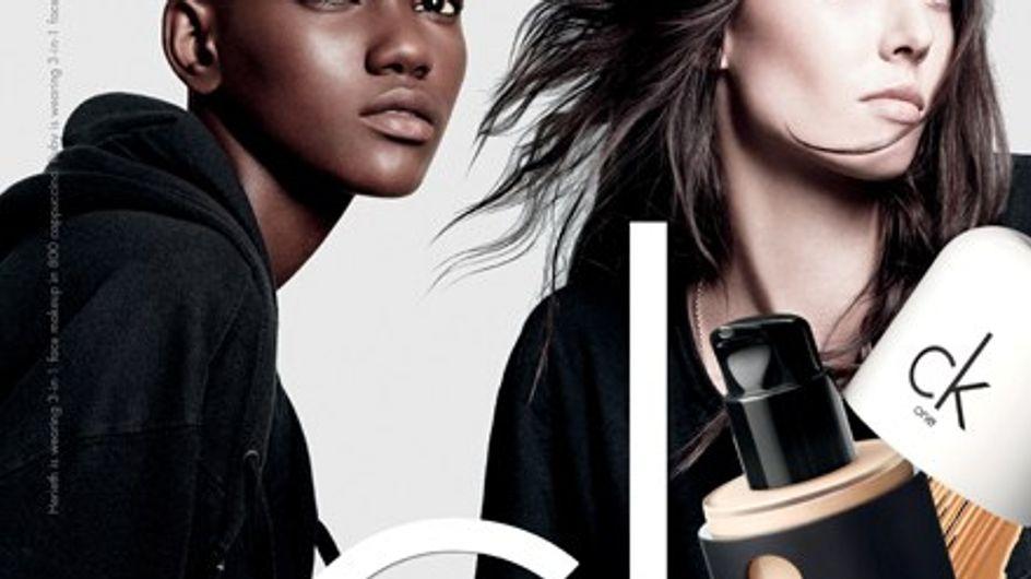Arriva la nuova linea di makeup CK one
