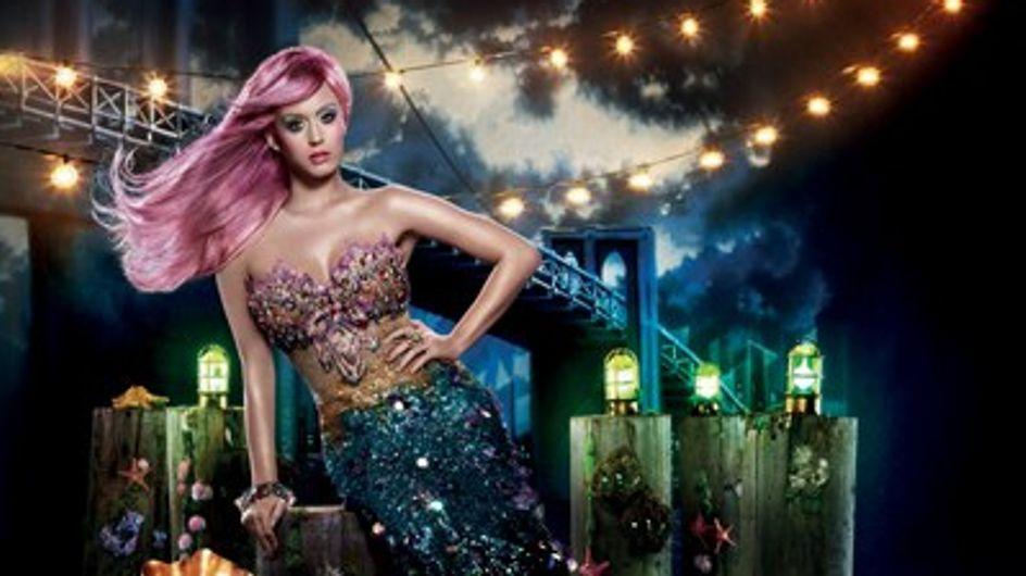 Katy Perry diventa Ariel per ghd