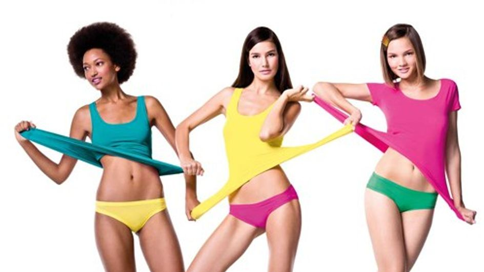 Benetton lancia l'intimo One Fits All