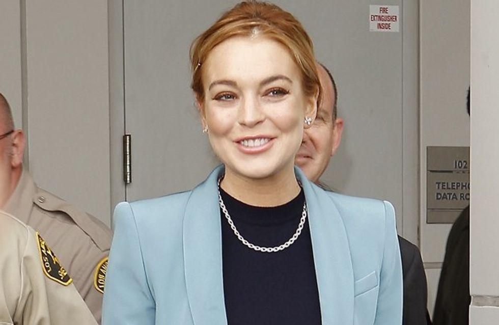 Lindsay Lohan è al verde