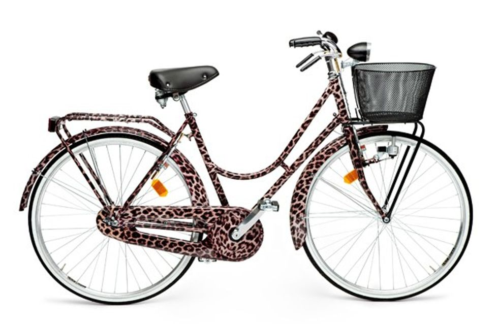 La bici firmata Dolce & Gabbana