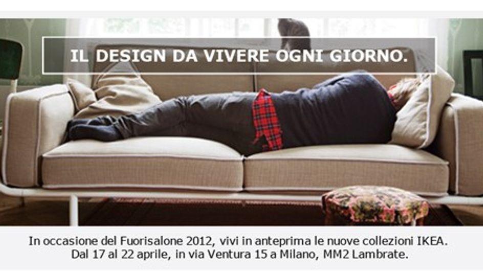 Ikea al Fuorisalone 2012