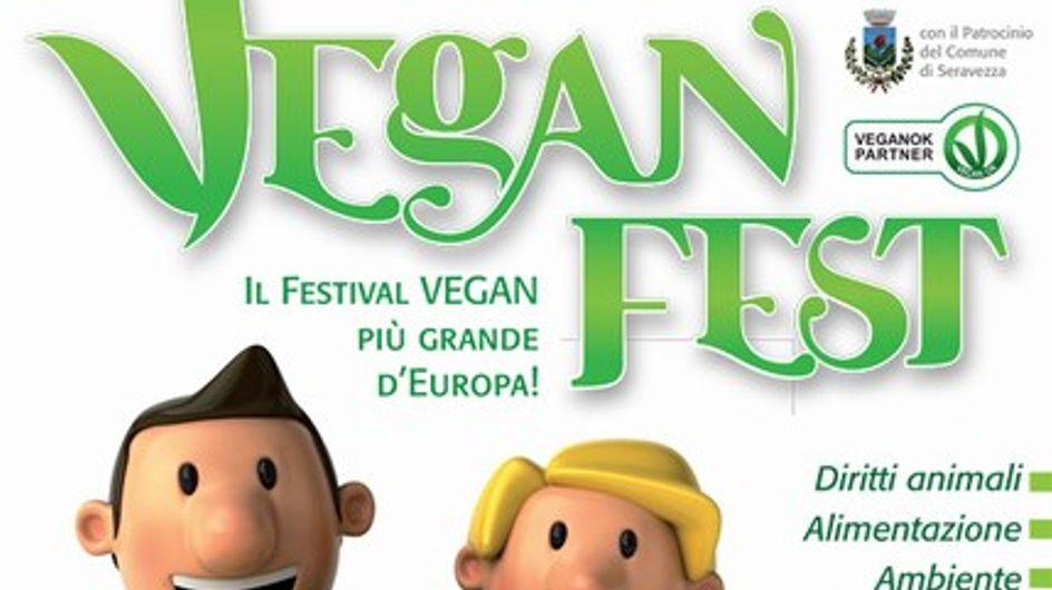 VeganFest: dal 27 aprile a Seravezza