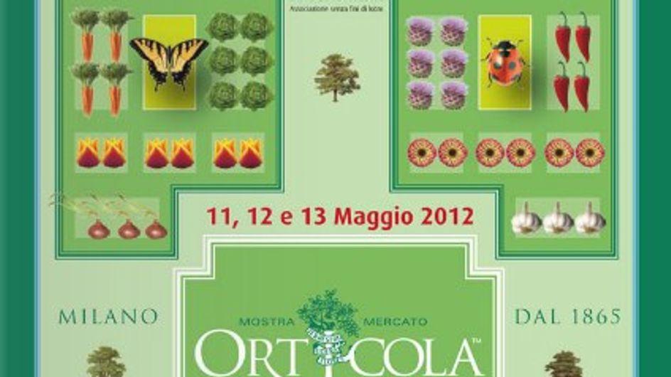 Orticola 2012 fino al 13 maggio