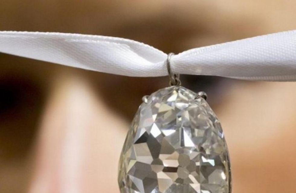 Il diamante venduto a 7 milioni di euro