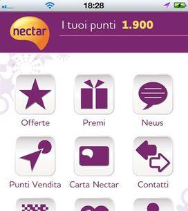 Nectar è anche su mobile
