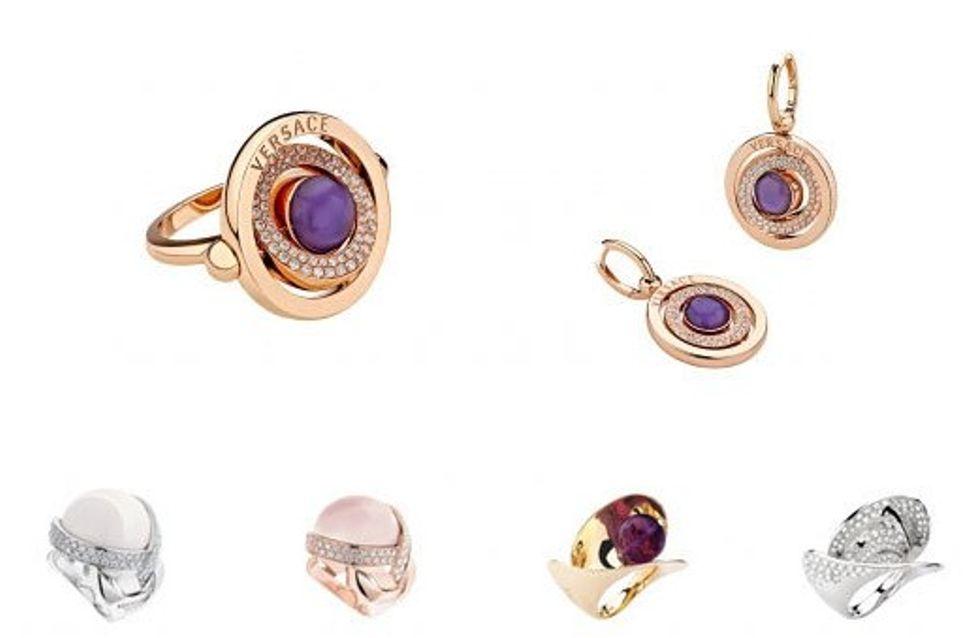 Versace lancia Atelier Versace Jewelry
