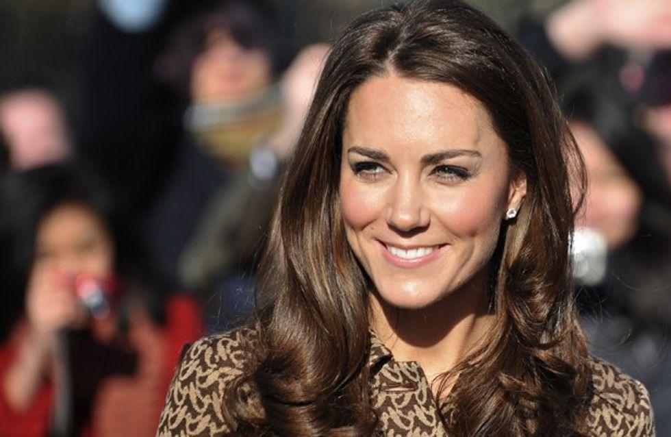 Festini hard per Kate Middleton?