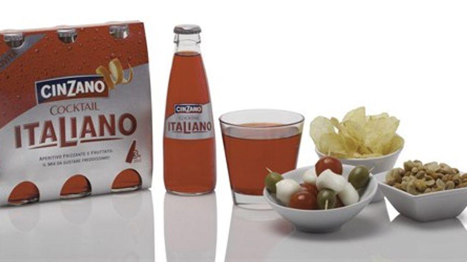 Cinzano lancia un nuovo cocktail