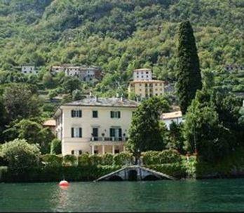 Clooney vende Villa Oleandra