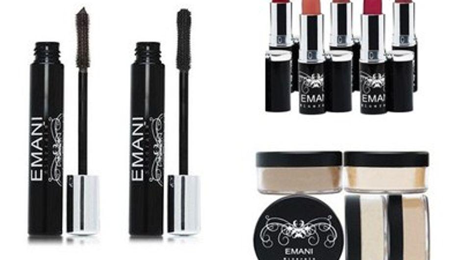 Emani: il make-up vegano