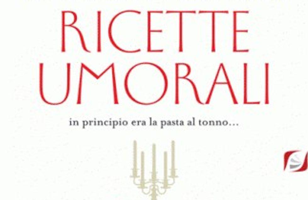 Ricette Umorali in libreria