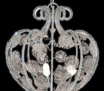 Il lampadario da 4000 euro