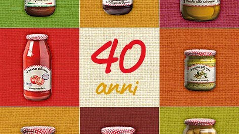 Quarant'anni di conserve