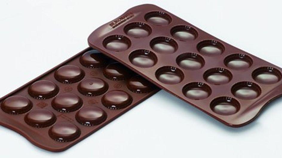I macarons diventano cioccolatini