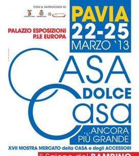 A Pavia Casa dolce Casa