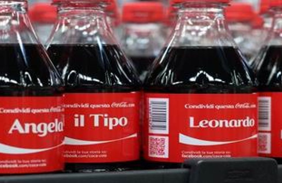 Buon compleanno, Coca-Cola!