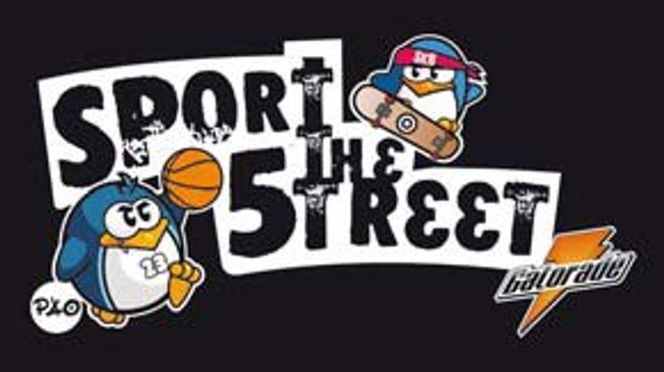 """Gatorade in versione """"street"""""""