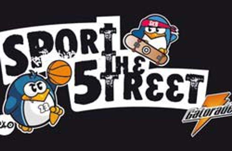 Gatorade in versione street