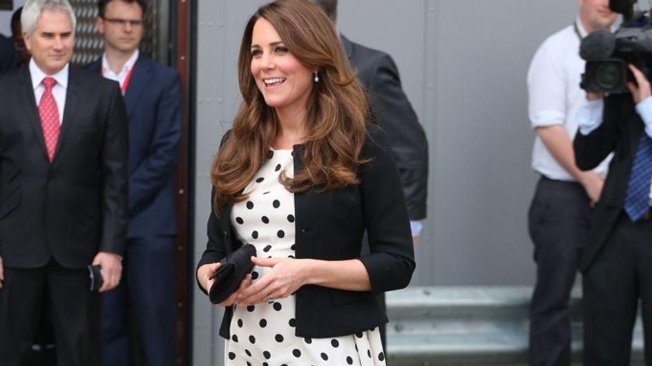 Kate Middleton: la data del parto è prevista per il 13 luglio!