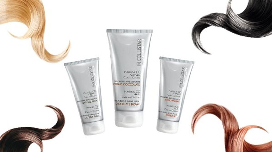 Novità: la CC cream per capelli
