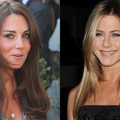 Aniston:Vorrei i capelli della Middleton
