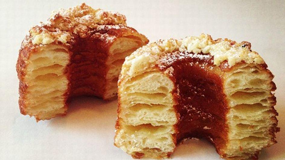 Cronut, quando croissant e donut si uniscono