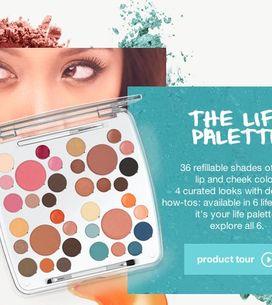 em, il makeup di Michelle Phan